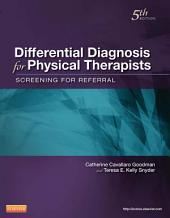 Differential Diagnosis for Physical Therapists- E-Book: Edition 5