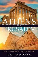 Athens and Jerusalem PDF