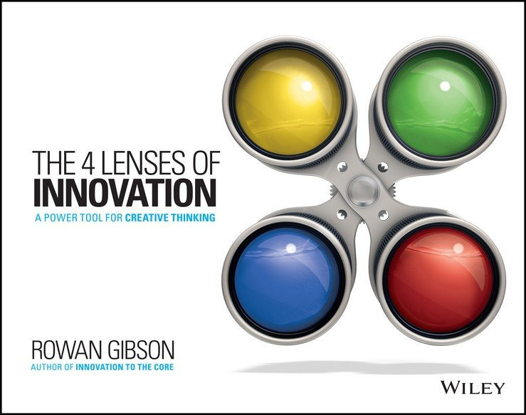 Download The Four Lenses of Innovation Book