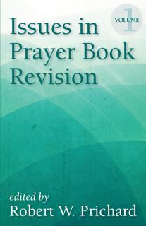 Issues in Prayer Book Revision Book