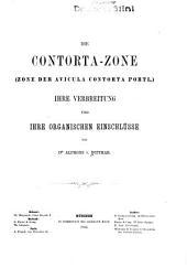 Die Contorta-Zone (Zone der Avicula contorta Portl.): ihre Verbreitung und ihre organischen Einschlüsse