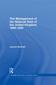 The Management Of The National Debt Of The United Kingdom 1900 1932