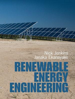 Renewable Energy Engineering PDF