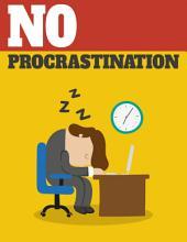 No Procastination