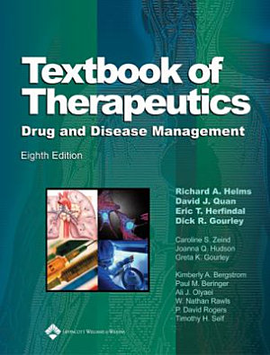 Textbook of Therapeutics