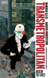 Transmetropolitan Vol. 1: Back on the Street