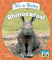 It's a Baby Rhinoceros!
