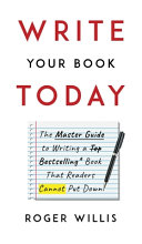 Write Your Book Today PDF