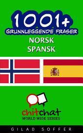 1001+ grunnleggende fraser norsk - spansk