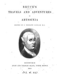 Bruce S Travels And Adventures In Abyssinia Book PDF