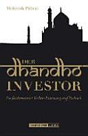 Der Dhandho Investor PDF