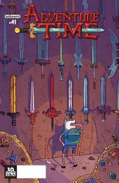 Adventure Time #41: Volume 41