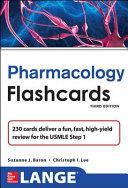 Lange Pharmacology Flash Cards  Third Edition PDF
