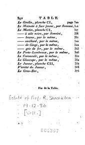 Histoire naturelle, générale et particulière: Volume114