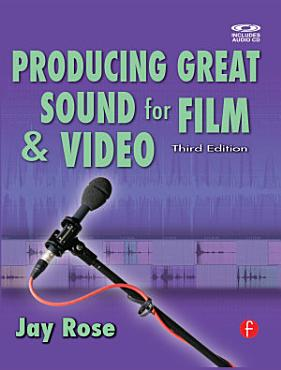 Producing Great Sound for Film and Video PDF