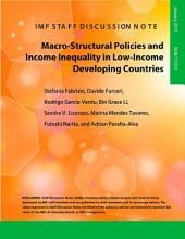 Macroeconomic Structural Policies and Income Inequality in Low-Income Developing Countries