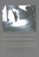 From Caligari to Hitler PDF