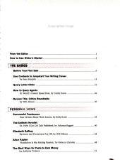 2007 Writer s Market PDF