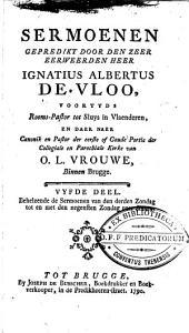 Sermoenen: Volume 5