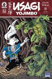 Usagi Yojimbo #153