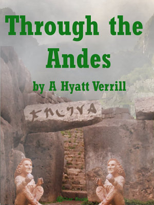 Through the Andes PDF