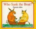Who Sank The Boat  Book PDF