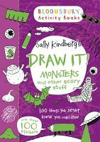 Draw It  Monsters and Other Scary Stuff PDF