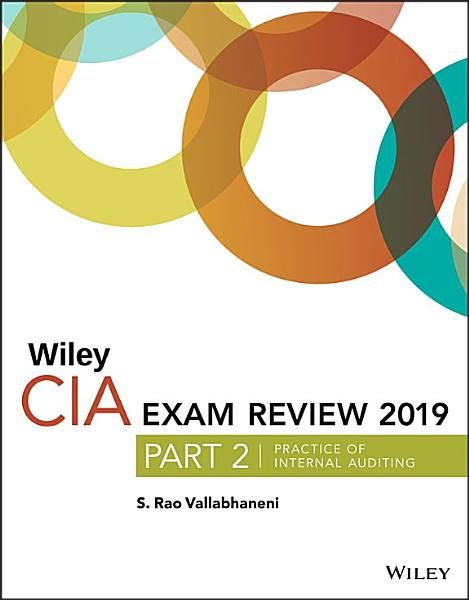 Wiley CIA Exam Review 2019  Part 2