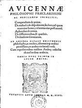 Compendium de anima. De mahad ... Aphorismi de anima. De deffinitionibus, & quaesitis. De diuisione scientiarum. Ab Andrea Alpago ... ex arabico in latinum versa ...