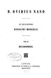P. Ovidius Naso: Metamorphoses