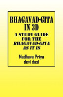 Bhagavad Gita In 3d
