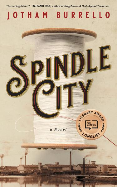 Download Spindle City Book