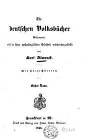 Die Deutschen Volksbücher: Bände 1-2