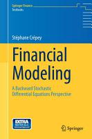 Financial Modeling PDF