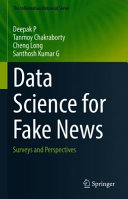Data Science for Fake News PDF