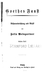 Goethes Faust: Band 2