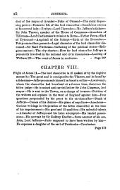 The Life of Judge Jeffreys: Chief Justice of the King's Bench Under Charles II, and Lord High Chancellor of England During the Reign of James II
