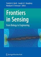 Frontiers in Sensing PDF