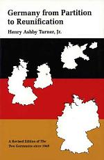 Germany from Partition to Reunification