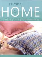 Sewing for the Home PDF