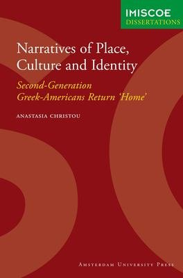 Narratives of Place  Culture and Identity PDF