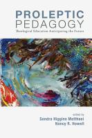 Proleptic Pedagogy PDF