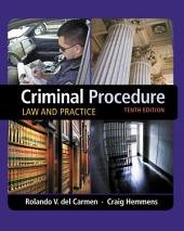 Criminal Procedure: Law and Practice: Edition 10