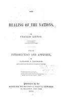 The Healing of the Nations PDF