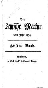 Der deutsche Merkur: Bände 5-6
