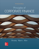 Loose leaf for Principles of Corporate Finance Book