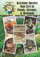 Keystone Species That Live in Ponds, Streams, and Wetlands