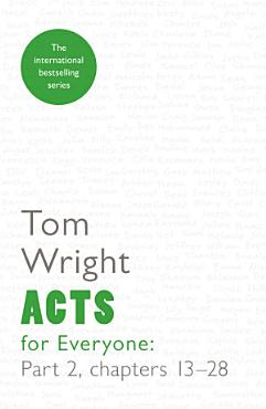 Acts for Everyone PDF