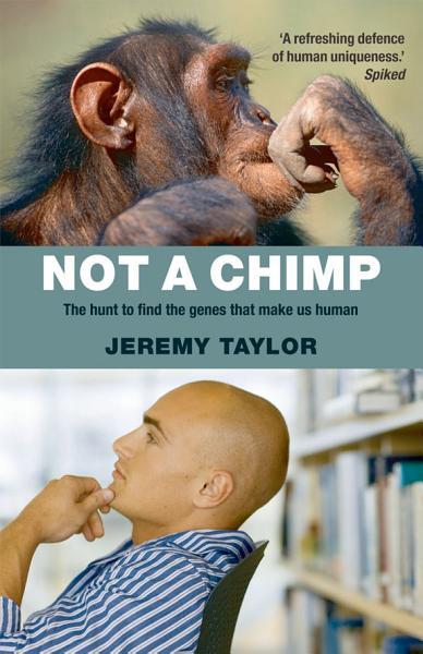 Download Not a Chimp Book