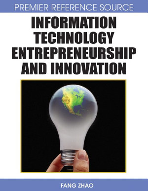 Information Technology Entrepreneurship and Innovation PDF